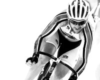 Cycling: Black and White