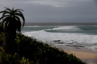 Photo MARK JOHNSON/IRONSTRING. Jefferys Bay, South Africa. August 17, 2013.