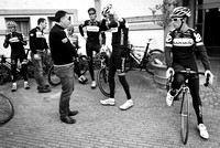 The day before Amstel Gold