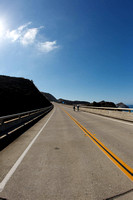 Photo MARK JOHNSON - California Highway 1 on the Big Sur coast. October, 2010.