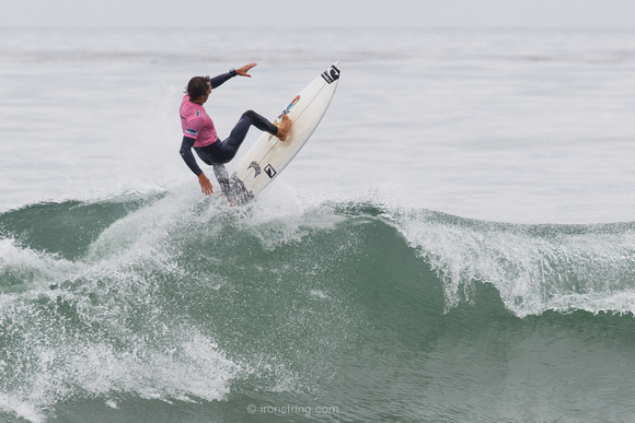 2012 Nike Lowers Pro, Trestles, San Diego, California. May 4, 2012.
