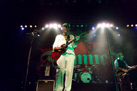 The Damned at Sycuan Casino, September 3, 2015