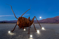 Anza Borrego Full Moon - May 25, 2013